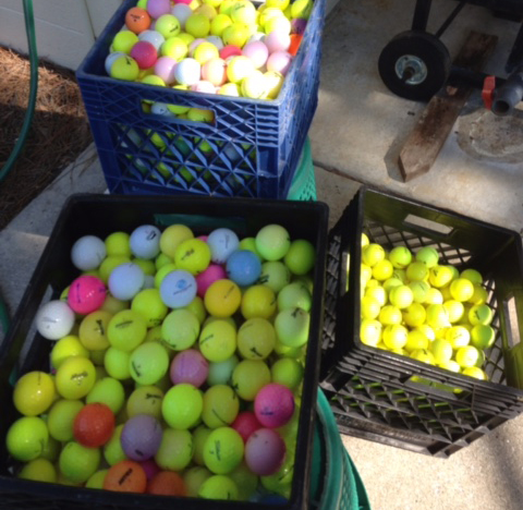 Cheap Golf Balls is a reseller of high quality discounted preowned used golf balls.